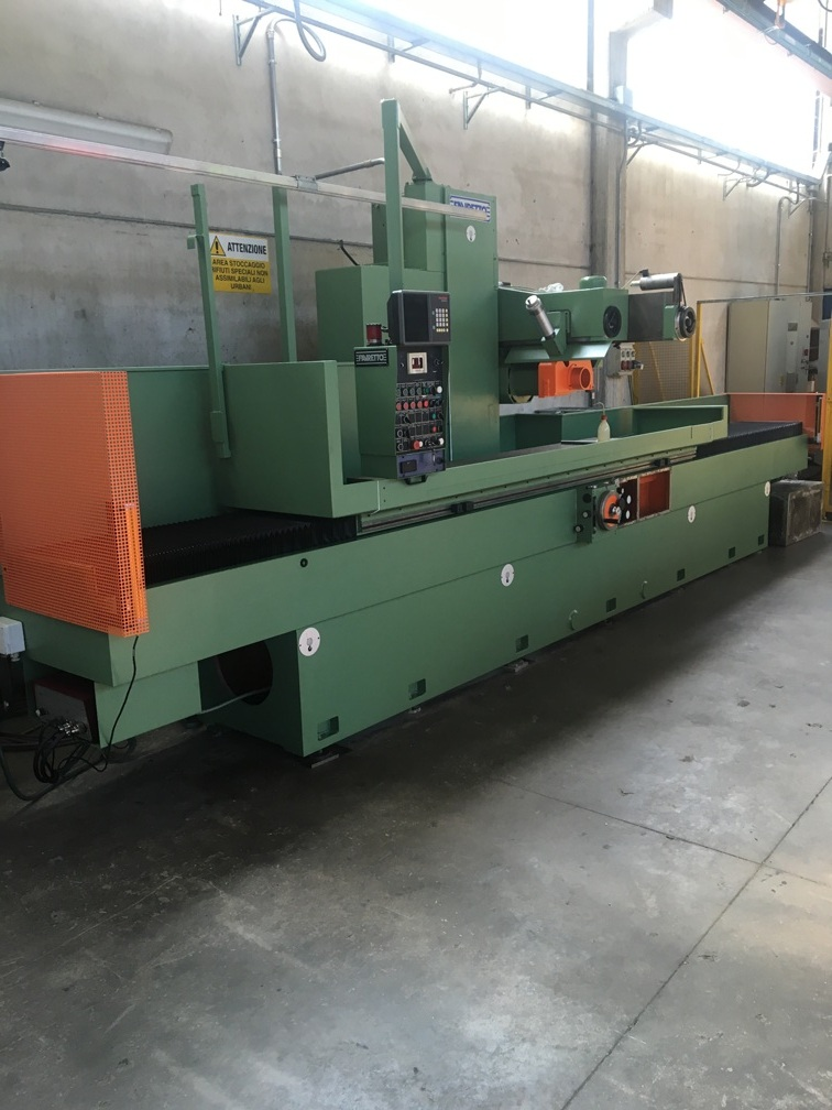 Favretto tangential grinding - used