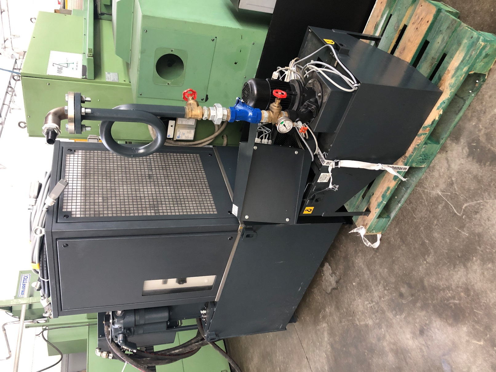 Tacchella universal grinding P1628